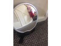 Baby car mirror for rear facing baby