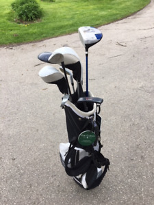 kids starter golf set