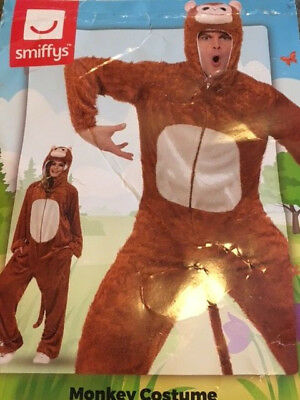 MONKEY Jungle Book Planet of Apes Fancy Dress Costume Outfit