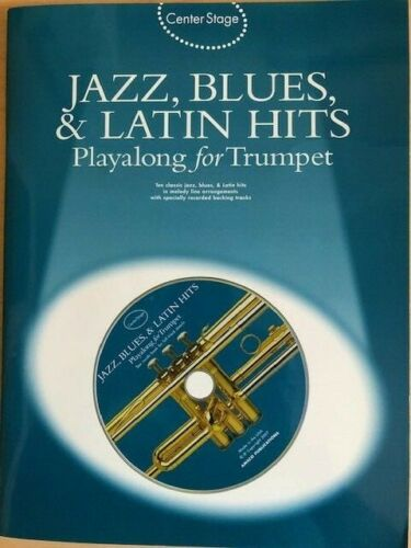 Jazz, Blues & Latin Hits Playalong for Trumpet