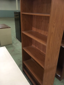 Various Bookcases