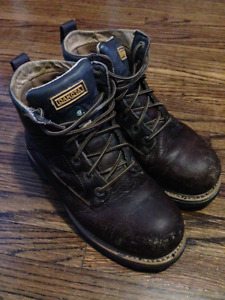 Steel toe boots / Safety shoes / Rubber boots DAKOTA