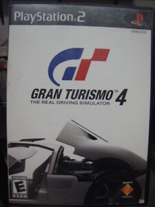 Grand Turismo 4 for ps2