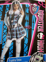 Beau costume COMPLET Monster High Frankie Stein