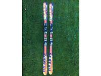 Salomon Ski Scream 10 Xtra HOT 185cm incl. binding S914