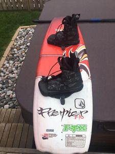 Danny Harf Pro Model 686 Wakeboard  $1000.00 purchased New!!!