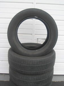 4 MICHELIN ENERGY TIRES MXV4 plus 235/55/17. Bargain  $120.