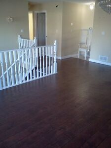LAMINATE INSTALLATION SPECIAL  .99cents a foot Windsor Region Ontario image 2
