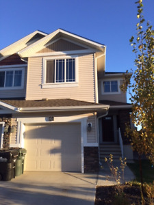 Duplex for rent in Summerwood - Available anytime after Dec 15th