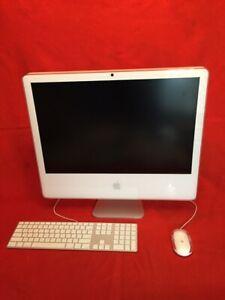 """iMac 24"""" 2.16GHz C2D"""