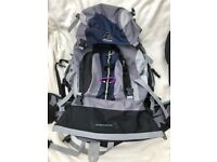 Large Eurohike Back Pack with rain cover