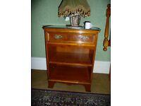 Charles Barr bedside cabinets