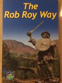 The Rob Roy Way Book and Map