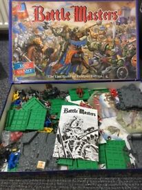 Battle Masters - Rare board game from 1992. Unused