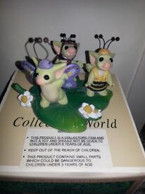 Pocket Dragons ornament - Garden Critters