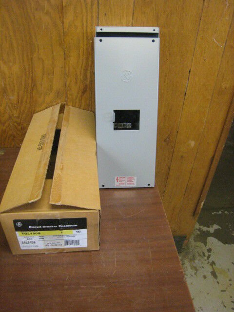 GE GENERAL ELECTRIC TQL100S CIRCUIT BREAKER ENCLOSURE 100AMP 240V NEW