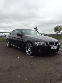 BMW 3 SERIES (E90) 325D SPORT PLUS EDITION 2012, EXCELLENT CONDITION, AUTO, BLACK