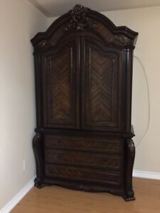 Large Armoire/wardrobe for sale