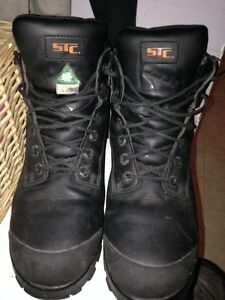 STC Steel toe boots Kitchener / Waterloo Kitchener Area image 3