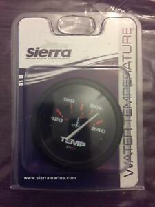 Sierra Marine Water Temperature Gauge