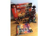 Lego Ninjago Lighthouse full set