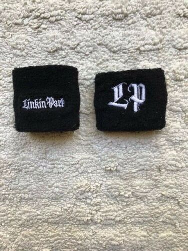 Linkin Park Athletic Wristband Set--2 Pc