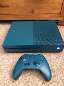 Looking for a xbox one s blue
