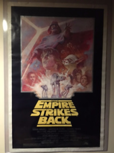 Empire Strikes Back Original Poster