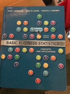 BASIC BUSINESS STATISTICS BOOK Sydney City Inner Sydney Preview