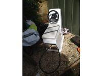 Boat console/ jockey seat