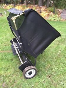 """48"""" LAWN SWEEPER IN GREAT CONDITION!"""