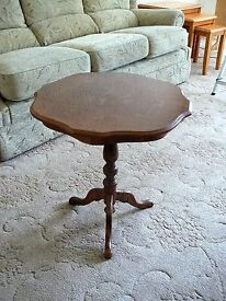 Period occasional coffee table