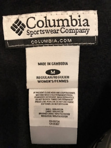 Columbia Ski Pants Ladies