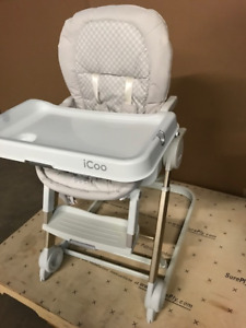 New High Chair and Infant seat combo