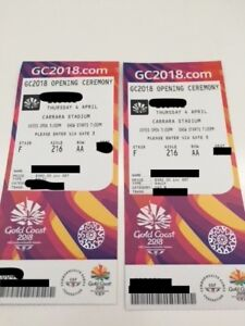 Commonwealth Games Opening Ceremony Tickets Bulimba Brisbane South East Preview