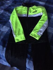 Boys Puma Outfit (size 7)