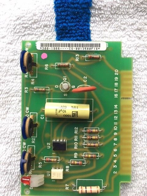 genuine cummins 300 1966 generator control circuit