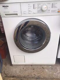 Miele Washing Machine, Bosch Dishwasher, Tumble Drier