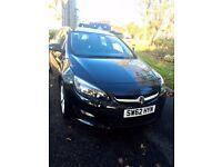 2013 Vauxhall Astra 1.4 i VVT 16V Active 5dr Manual Black - Only 27,600 miles, Full History, MOT