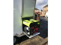 Catering Trailer for sale 10Ft practically brand new inc new Generator £12,000
