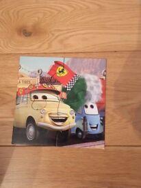 Disney Cars puzzles 3 + and Disney Planes puzzles 3 +