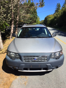 2004 VOLVO CROSS COUNTRY WAGON