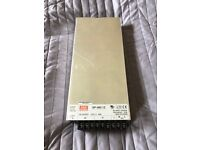 Mean Well 480W Embedded Switch Mode Power Supply , 40A, 12V dc PSU for sale  Sunbury-on-Thames, Surrey
