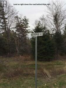34 ACRES SURROUNDED BY RIVER IN EAST PRESTON $43,000.00