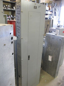 Westinghouse kd3300 3 phase 300 amp 277 480 volt panel for How many amps is my electrical panel