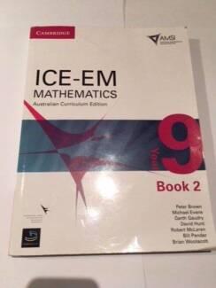 Cambridge ICE-EM Mathematics Australian Curriculum edition Yr 9 B