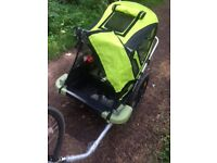 Bellelli bike taxi trailer