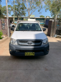 2010 Hilux workmate Revesby Bankstown Area Preview