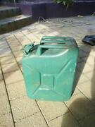 Steel 20L Jerry Can Mullaloo Joondalup Area Preview