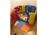 Little Playzone Playpen